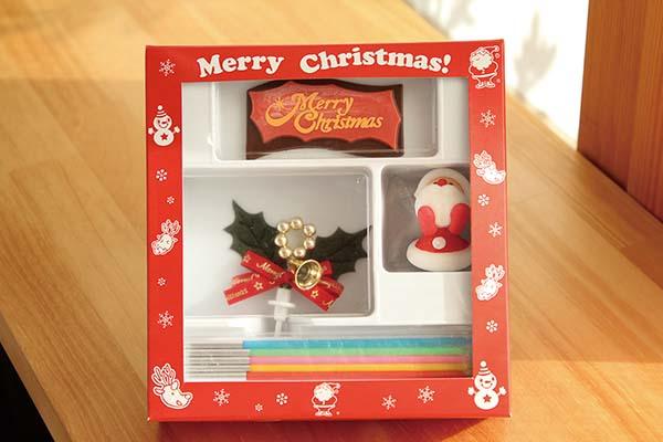 クリスマスケーキ飾り