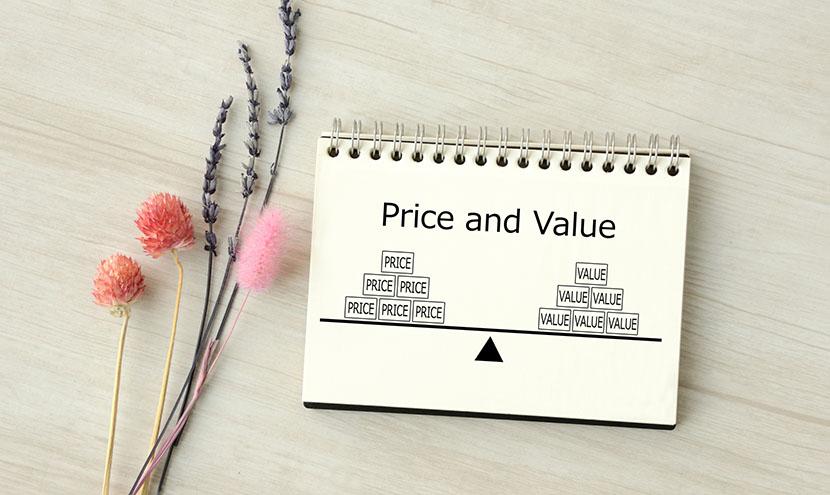 価値と価格